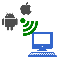Fotky z mobilu do počítača bez kábla vďaka jedinej aplikácii