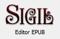 Sigil - ePub editor - logo