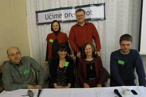 Učíme pre život 2013 - panelová diskusia Dobrej školy